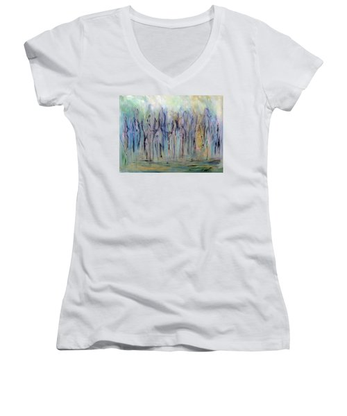 Between Horse And Men Women's V-Neck