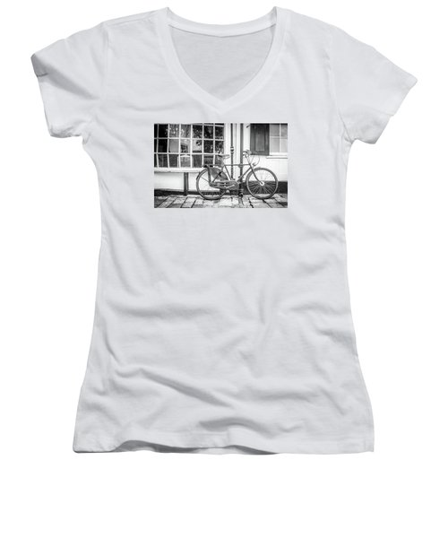 Bicycle. Women's V-Neck