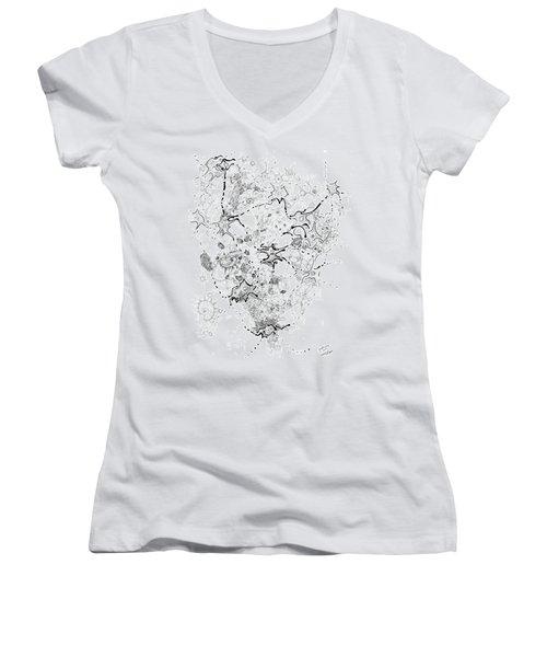 Biology Of An Idea Women's V-Neck T-Shirt