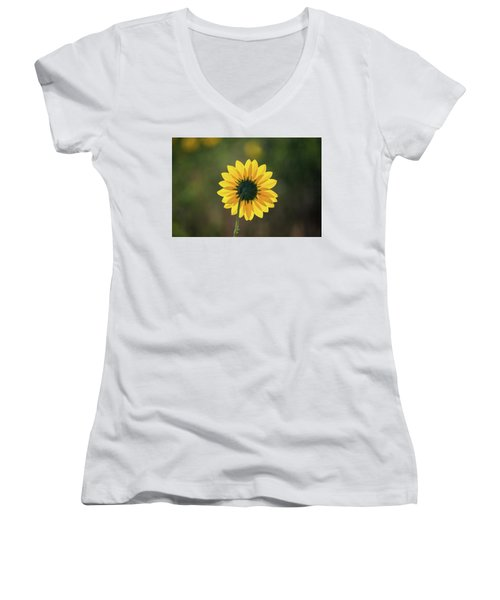 Black-eyed Susan Women's V-Neck