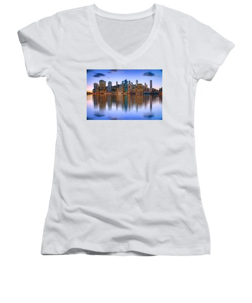 Bold And Beautiful Women's V-Neck