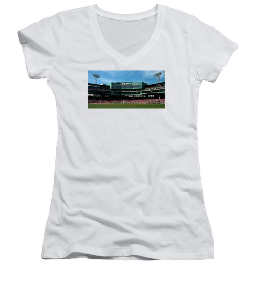 Boston's Gem Women's V-Neck (Athletic Fit)