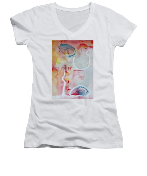 Brainchild Women's V-Neck
