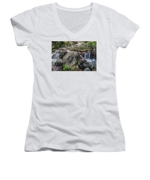 Bridalveil Creek Women's V-Neck T-Shirt