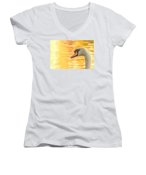 By Dawn's Light Women's V-Neck