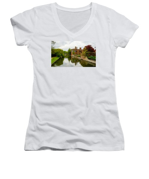 Cambridge Serenity Women's V-Neck T-Shirt