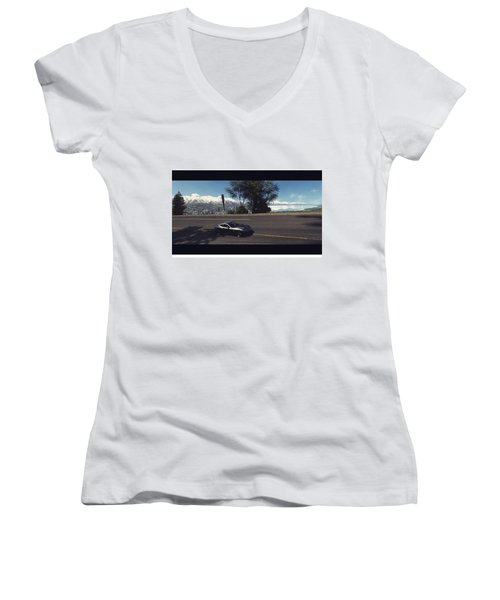 Can You Guys Give Me Some Feedback? Women's V-Neck