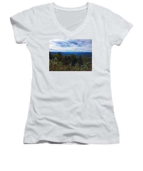 Caney Fork Overlook Women's V-Neck