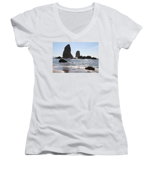Cannon Beach II Women's V-Neck