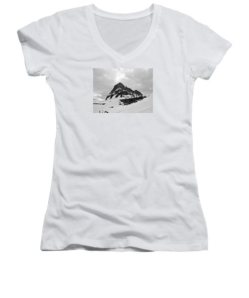 Cannon Mountain Women's V-Neck