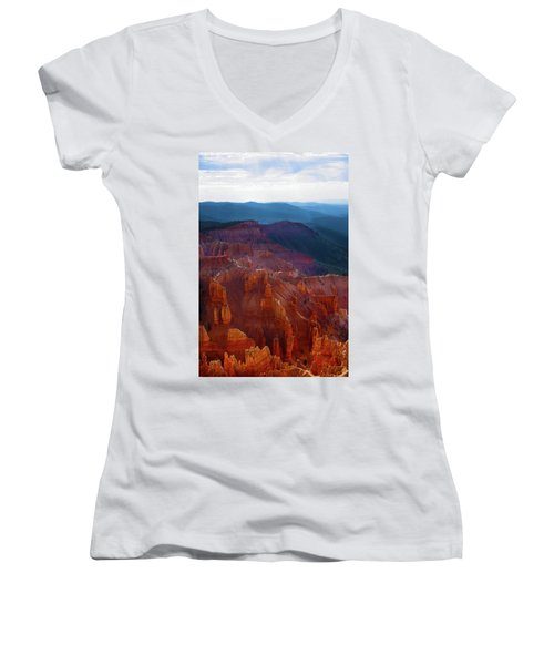 Cedar Breaks Brilliance Women's V-Neck