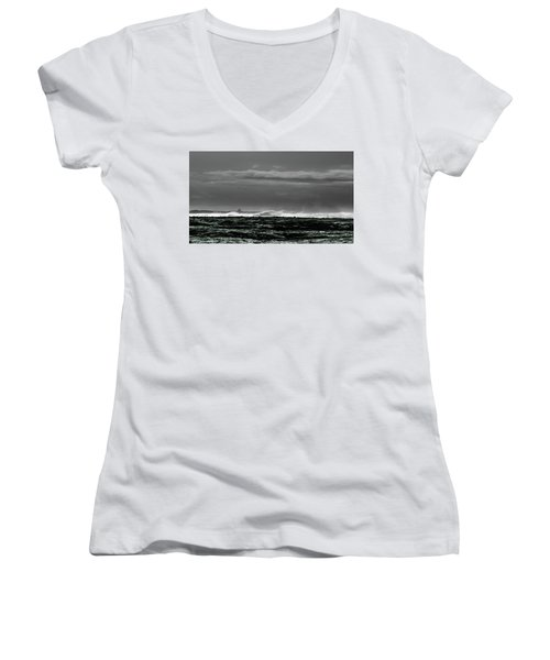 Church By The Sea Women's V-Neck