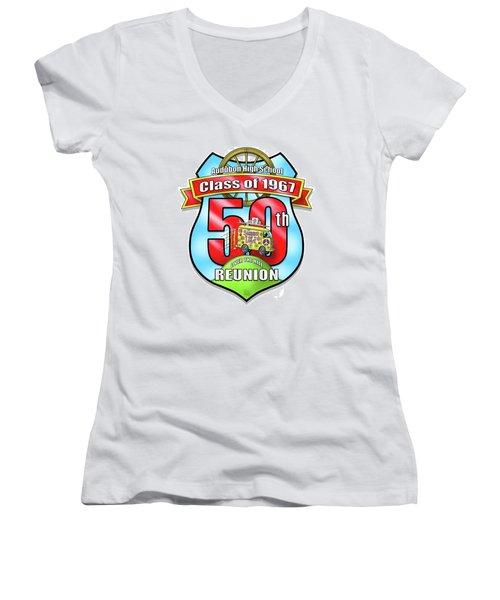 Class Of 67 Women's V-Neck T-Shirt
