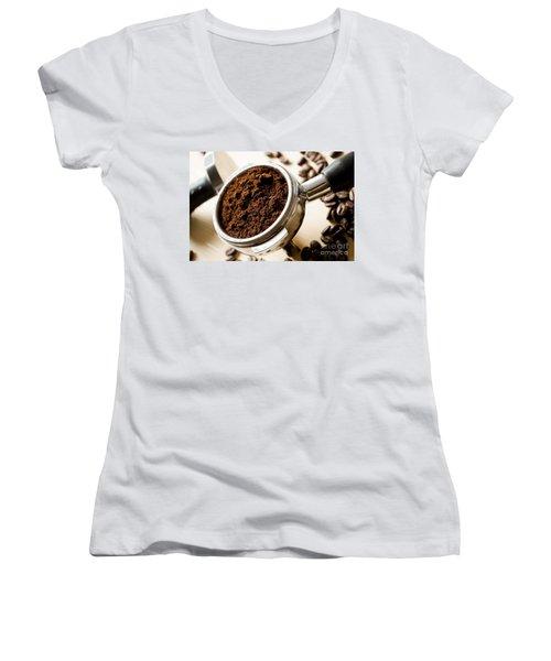 Coffee #10 Women's V-Neck