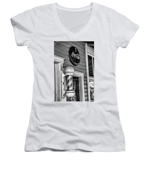 Coke Women's V-Neck T-Shirt