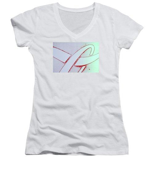 Coke Women's V-Neck T-Shirt