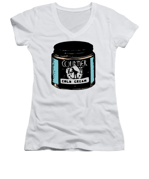 Cold Cream Women's V-Neck