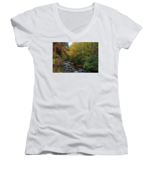 Cold Stream Women's V-Neck