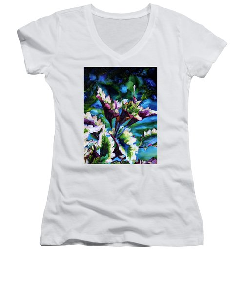 Coleus Women's V-Neck T-Shirt