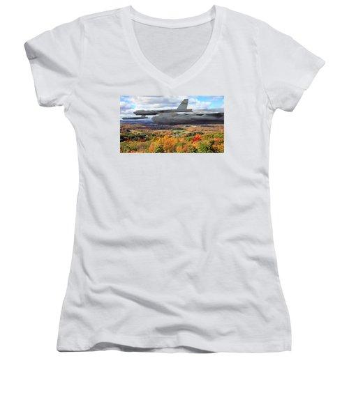 Coming Home Women's V-Neck T-Shirt