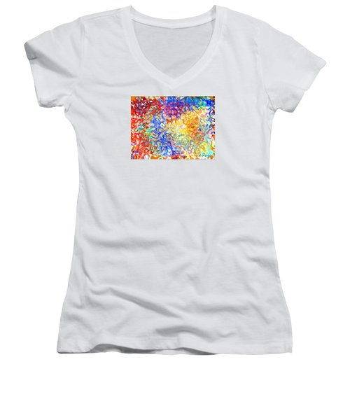 Complexities 5 Women's V-Neck (Athletic Fit)