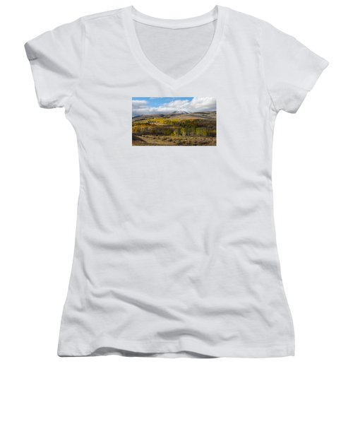 Conway Summit 4 Women's V-Neck (Athletic Fit)