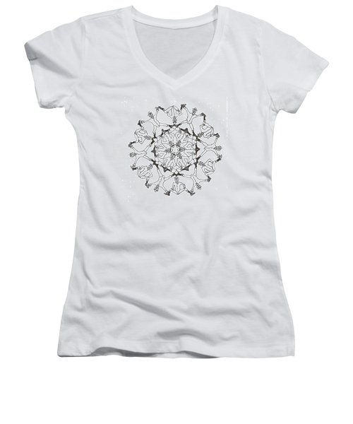 Coots Ala Bugsby Women's V-Neck