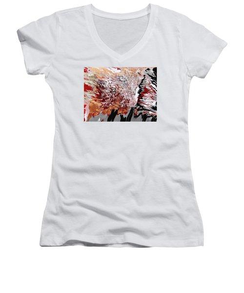 Corporate Women's V-Neck T-Shirt (Junior Cut) by Ralph White