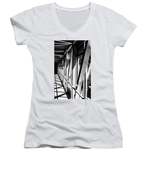 Corridors Women's V-Neck