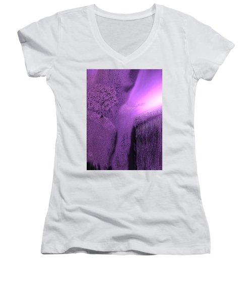 First Light 2 Women's V-Neck T-Shirt