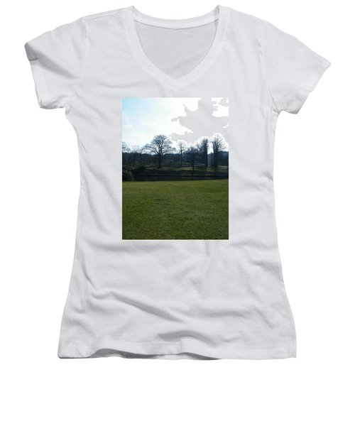 Country Park Women's V-Neck (Athletic Fit)