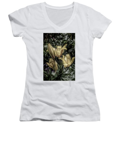 Cream Of The Crop Women's V-Neck T-Shirt