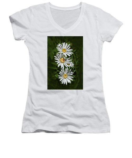 Daisy Chain Women's V-Neck