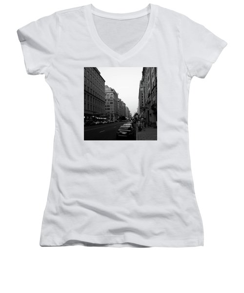 Dc Afternoons Women's V-Neck