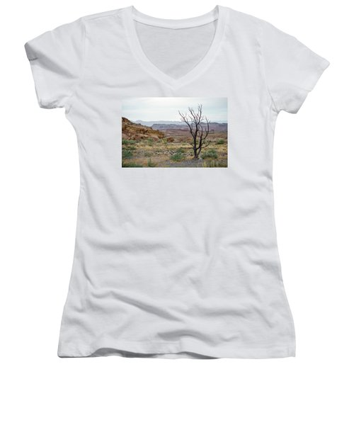 Desert Colors Women's V-Neck