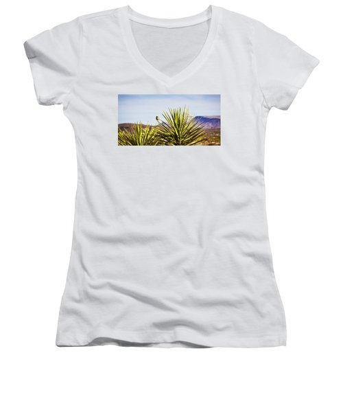Desert Life Women's V-Neck