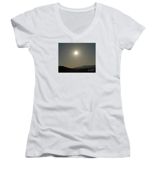 Desert Sun Women's V-Neck