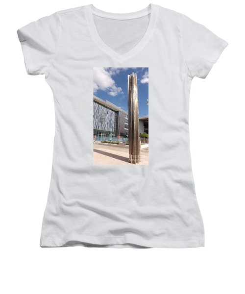 Doncaster Civic Women's V-Neck T-Shirt