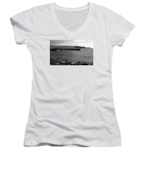 Doolin Harbour Women's V-Neck