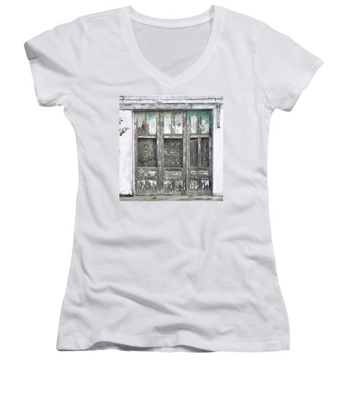 Doors Women's V-Neck T-Shirt