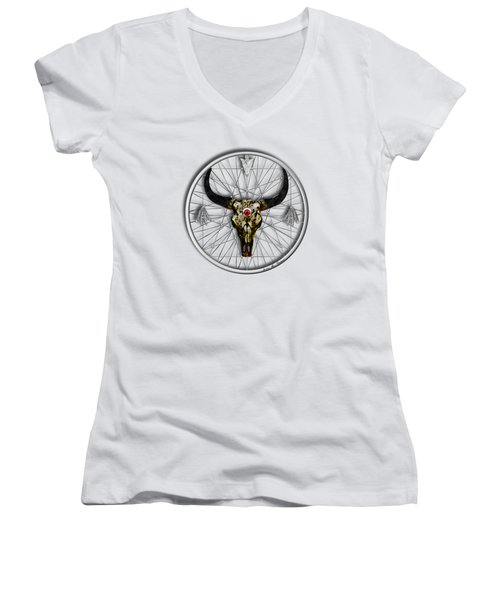 Dream Guardian Women's V-Neck (Athletic Fit)