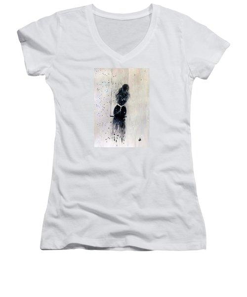 Dreams Come True.. 6 Women's V-Neck T-Shirt