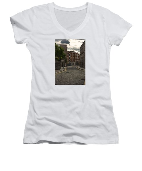 Dublin Street Women's V-Neck T-Shirt