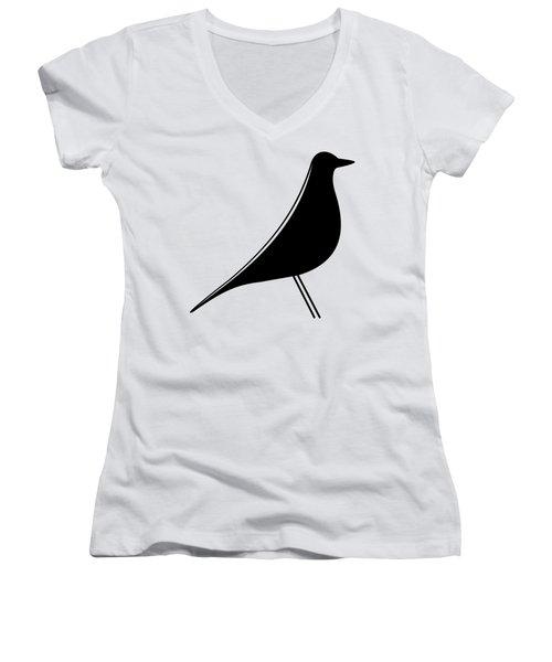 Eames Bird  Women's V-Neck