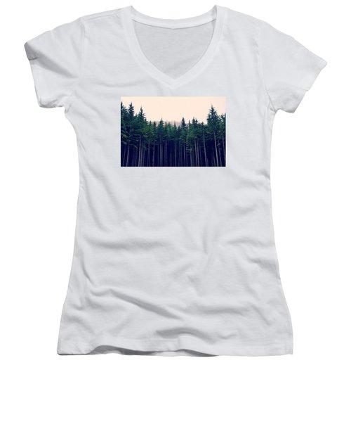 Emerson  Women's V-Neck T-Shirt