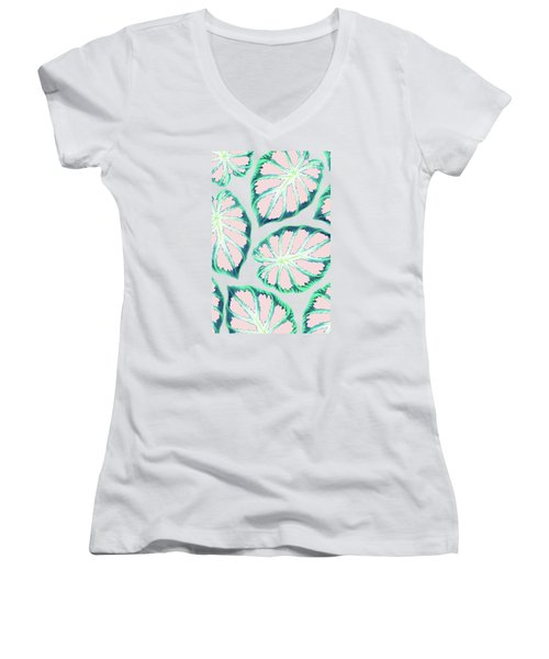 Emotional Illumination Women's V-Neck T-Shirt
