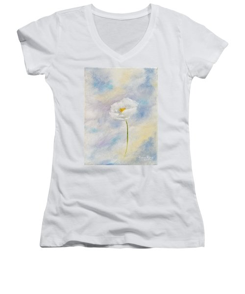 Ethereal Aspirations Women's V-Neck (Athletic Fit)