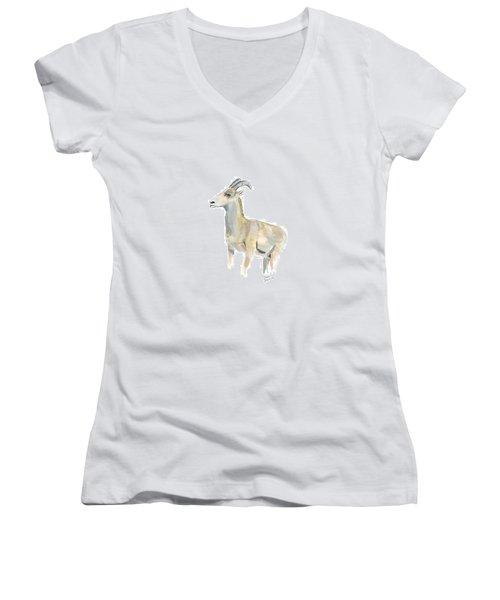 Ewe Women's V-Neck T-Shirt