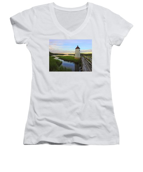 Fairy Tale On The River Women's V-Neck