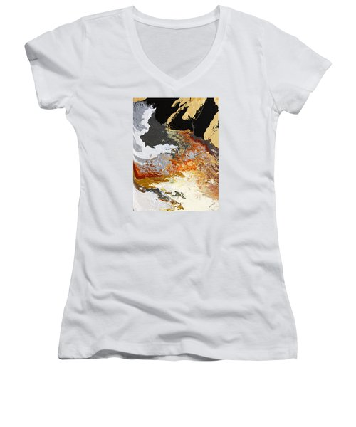 Fathom Women's V-Neck T-Shirt